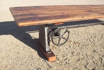 Conference Room Tables / by Antique Woodworks