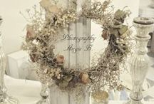 Romantic shabby chic ❀ / by Priestess of the woods ❀