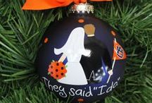 Celebrate the holidays with Official Merchandise / by Auburn University