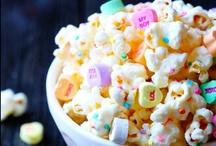 Valentine's Pops!  / We love Valentine's Day, We love Popped Corn, We love Pinterest, We love you... / by GH Cretors