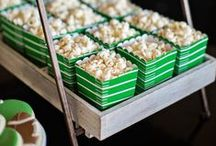 Popcorn Touchdowns / The game isn't complete without a big bowl of your favorite popped corn. Score a touchdown with guests with these winning popcorn recipes! / by GH Cretors