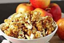 Fall in Love with Popcorn / Ahhh – does it get any better than the crisp flavors of Fall combined with the irresistible crunch of popcorn? / by GH Cretors