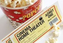 Movie nights / by Andrea Lopez Sahun