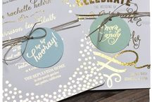 Invitations & Paper Goods / by Michelle // Elegance & Enchantment
