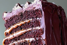 Lovely Large Cake Recipes / by Blue Door Bakery