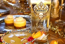 Holiday Flavors & Favors / Experience the magic of the holidays with Smirnoff & Designs by Lolita - follow us for holiday drink recipes, party-planning tips & more! / by Smirnoff US