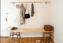 Inspiration - hallway / by Rannveig Ulvahaug