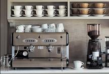 Coffee shop / by Rannveig Ulvahaug