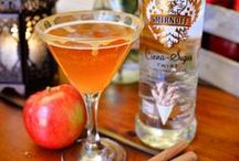 Cool, Crisp Cocktails for Fall / Get cool, crisp Smirnoff drink recipes and decorations for your fall and Halloween parties.  / by Smirnoff US