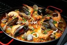 Mediterranean Food / by Home in Malaga