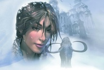 SYBERIA / Artworks from the beloved Serie created in collaboration with Benoit Sokal  http://www.syberia.microids.com/ / by Microïds Official