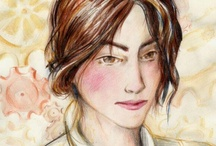 SYBERIA FAN ARTS / A Selection of the best Fan Arts done by the commmunity. If you want to pin pictures you found by yourself, please post a direct message on the Microïds Official Facebook Page with your email adress. / by Microïds Official