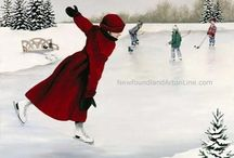 Ice Skating / by Maureen Beaupre