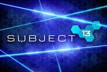SUBJECT 13 / Subject 13 is the new Microïds adventure game developped in partnership with Paul Cuisset, one of the most famous french video game creator.  / by Microïds Official