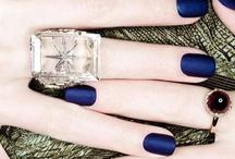 nails / by Liliane Baptistucci