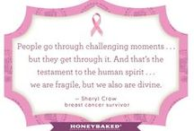 HoneyBaked Foils Breast Cancer / October is Breast Cancer Awareness Month. And because breast cancer touches so many families, HoneyBaked will be helping to build awareness and raise funds for the National Breast Cancer Foundation. / by The HoneyBaked Ham Company