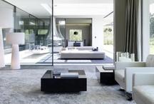 Interiors / by Florence Cimadomo