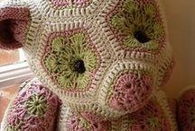 tejidos en crochet / by Karina Yannattoni