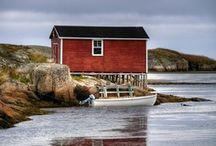Newfoundland, for my Mom / by Gail Laur-Munoz