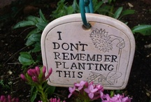 Gardening and Extras / by Patty N Bob