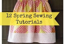 Sewing and knitting / Sewing, knitting and everything associated / by Southern Cali Girl