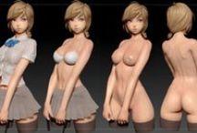 3D Modeling / 3D Modeling reference / by Andri Dwijantoko Adi