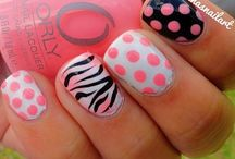 Nails  / Nail colors or designs I would like!!! / by Lacy Steelman