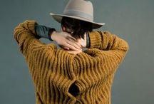 Knit Adulto - maglie / by DO-KNIT