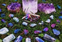 Crystal Healing / by The Ancient Sage
