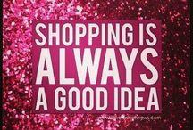 Shopping  / Me encanta irme de compras, es como un desestresante natural ♧ / by Siloé Licona