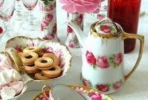 Afternoon tea / by Rose Erdman