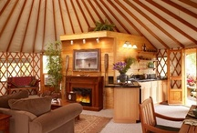 yurt / by Mark Pack