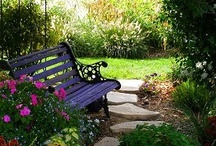 Garden & Outdoor Decorating / by Lynda Marble