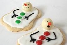 Cute Christmas Cookies / by Jeanne Benedict