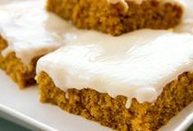 Fall eats & treats / by Megan Porta - Pip and Ebby