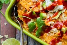 Casseroles/Bakes/Skillets / by Megan Porta - Pip and Ebby
