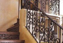 AF's Handrail / Uma admiração, simbolo de aristocracia. ( 02.2014 ) / by Airton Fernandes