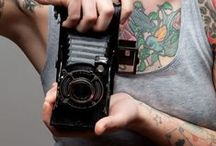 Admiring the Ink / by SPM Photography