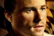 Heath Ledger <3 / by Lou NO