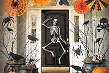 Halloween Everything / Old and new Halloween decorations, art and styles . / by Debra Schoch