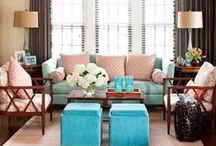 Living Room / by Linda Der