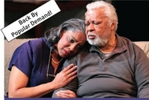 Tell Martha Not to Moan / Tell Martha Not to Moan is a world premiere play by Clinnesha D. Sibley. It takes place in Detroit, 2007. As the presidential election campaign plays out on the national stage and the 40th Commemoration of the Detroit Riot is marked, a series of memories takes us on a unique and personal journey with a devoted elderly couple- a glimpse into the changing world as viewed from one African American home. July 5th-21st at the Aurora Fox Space Theatre in Aurora, CO. www.athenaprojectfestival.org  / by Athena Project