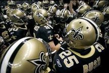 New Orleans Saints / by Destiny Hancock