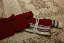 Proyecto BEBE / Bebes y niños crochet / by Daniela Riveros