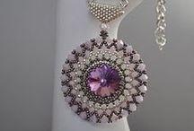beads & bling 1 / Jewellery art / by Sohila Bayat