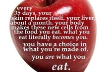You Are What You Eat / Vegan Eating / by Jehone Shaqiri