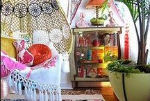 Rooms to live in / by bella jewels