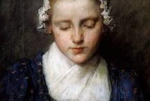 Therese Schwartze / by Elisabeth Lefel Yazbec