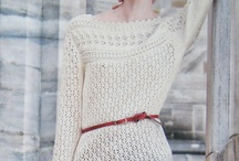 Mani di Fata Knitting Crochet Magazine / This Italian magazine has amazing knitting/crochet patterns, and is little known in North America. / by DayanaKnits