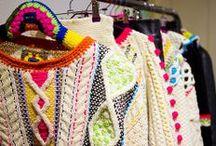 Knitspiration / Knitting inspiration from fashion or runway knits / by Dayana Knits